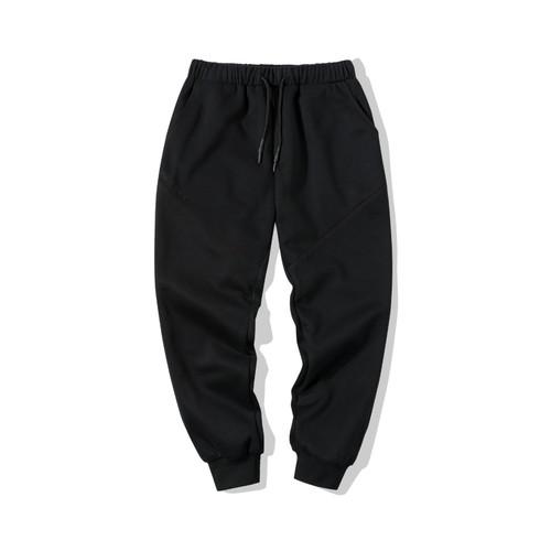 ENSHADOWER隐蔽者潮牌加绒加厚运动裤束脚收口休闲裤国潮运动长裤