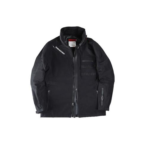 ENSHADOWER隐蔽者可折叠连帽压胶冲锋衣夹克(口袋单元需购买)