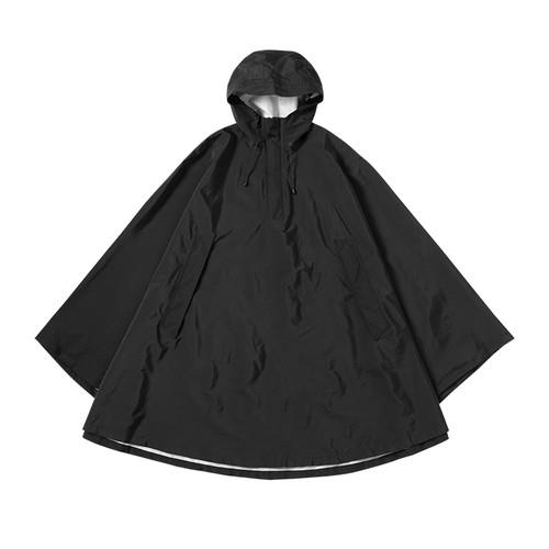 ENSHADOWER隐蔽者暗黑机能风反光披肩宽松斗篷户外防风风衣外套潮