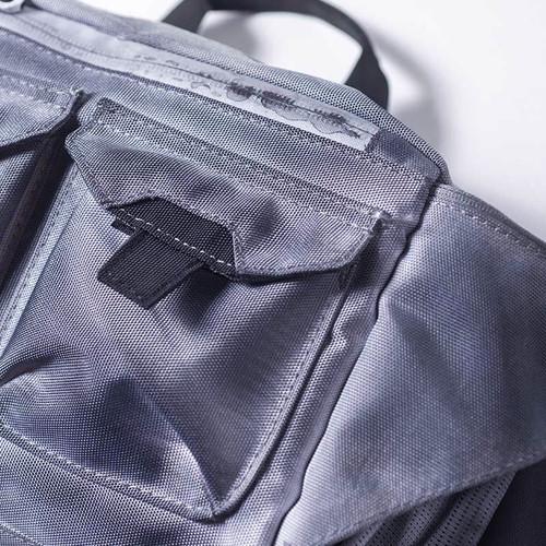 ENSHADOWER隐蔽者潮男斜挎包多口袋机能单肩包百搭做旧双口袋腰包