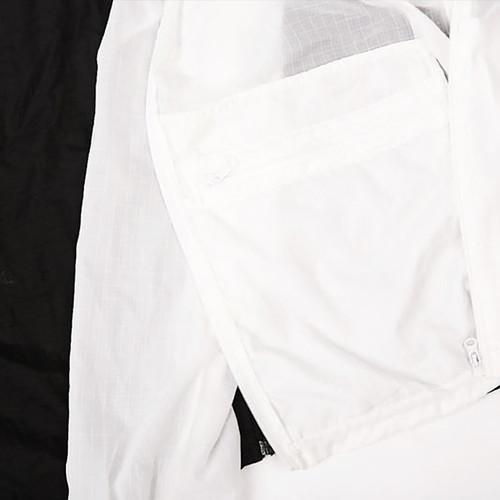 ENSHADOWER隐蔽者可收纳皮肤衣户外透气上衣男轻薄潮男运动外套