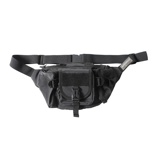ENSHADOWER隐蔽者运动机能防水腰包多功能男女包单肩包运动斜挎包