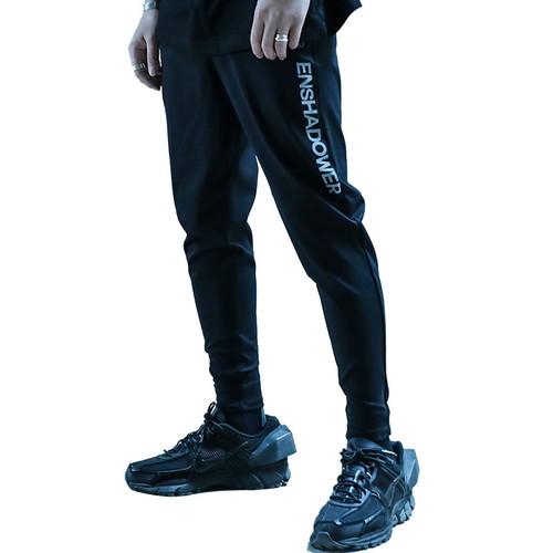 ENSHADOWER隐蔽者国潮运动裤机能內搭leggings打底裤长裤