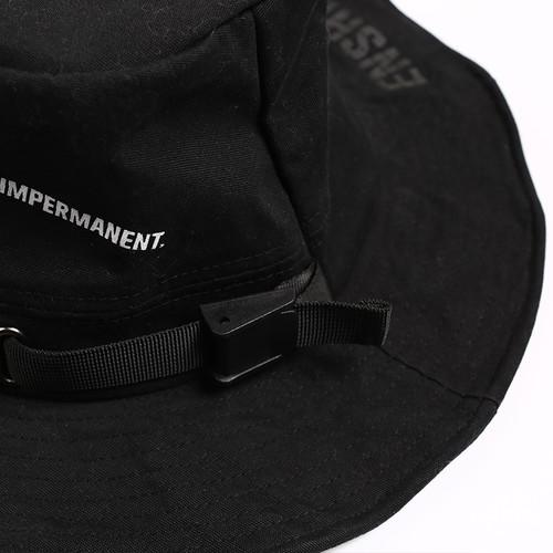 ENSHADOWER隐蔽者可调节软骨渔夫帽男士遮阳夏季休闲盆帽潮