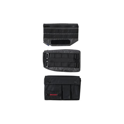 ENSHADOWER隐蔽者新品格子单元【三个装】替换包便携式可拆卸包
