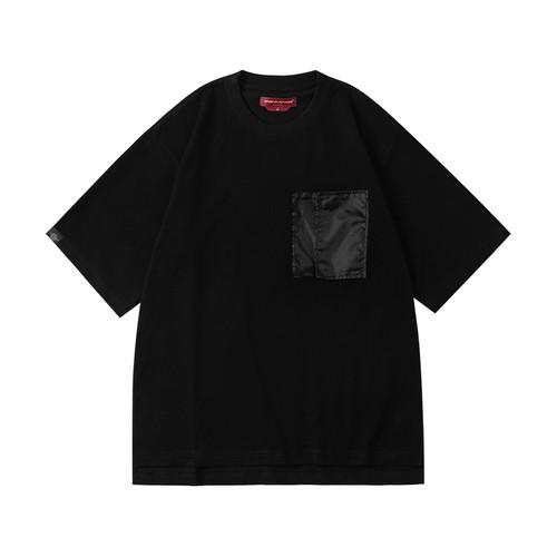 ENSHADOWER隐蔽者潮牌实验印花短袖T恤男新款宽松半袖打底衫体恤