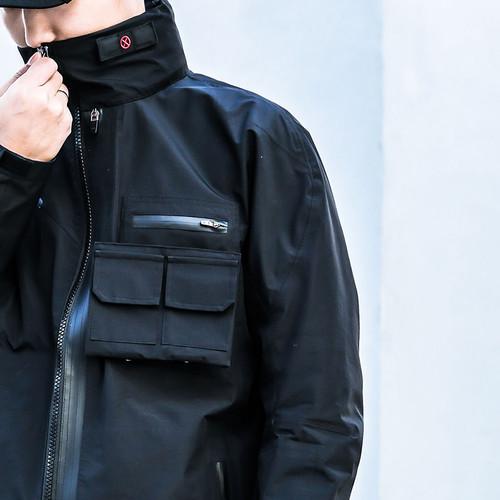 ENSHADOWER隐蔽者休闲裤口袋替换配件工装裤黑色口袋单元潮裤口袋
