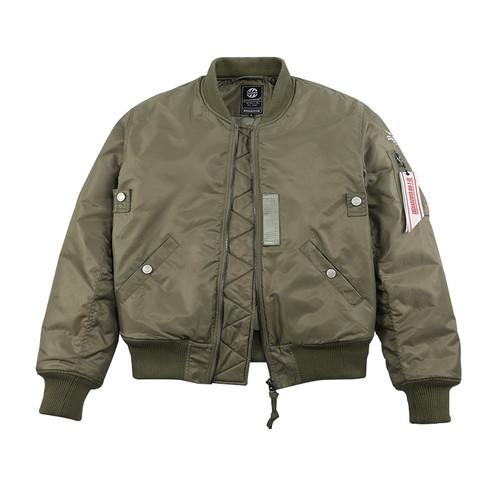 ENSHADOWER隐蔽者杜邦防水羊羔绒飞行员夹克休闲短款棉衣男