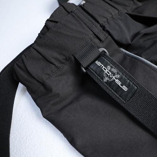 ENSHADOWER隐蔽者二代飘带伞兵裤机能束脚裤男工装长裤潮牌休闲裤