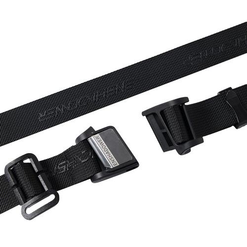 ENSHADOWER隐蔽者潮牌腰带新款新品磁铁扣花裤带
