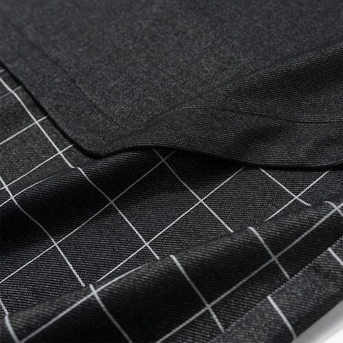 ENSHADOWER隐蔽者新款机能格子拼接背心男夏季运动打底衫无袖TEE