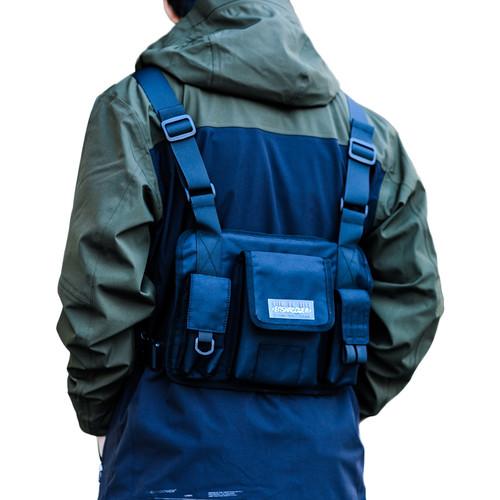 ENSHADOWER隐蔽者机能加绒暖手袋背包多口袋包