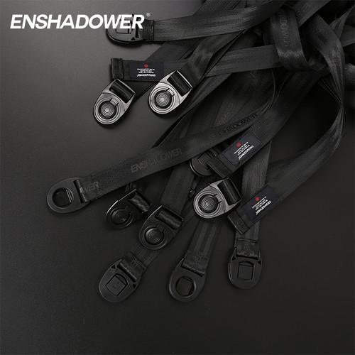 ENSHADOWER印花织带腰带