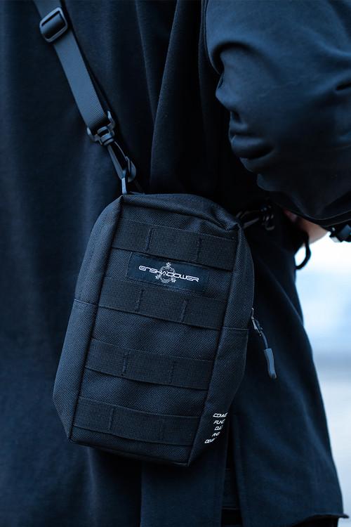 ENSHADOWER隐蔽者潮牌快拆战术腰包斜跨包休闲机能风斜背单肩包