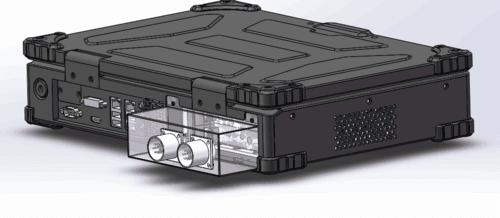 PXI/PXIe/PCI/PCIe-A3211 上翻式2槽可扩展笔记本计算机
