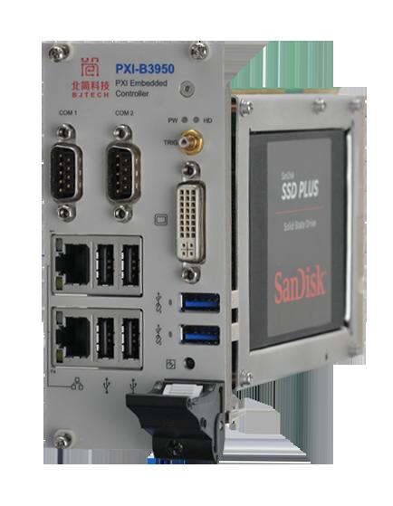 PXI-B3950 3U PXI高性能控制器