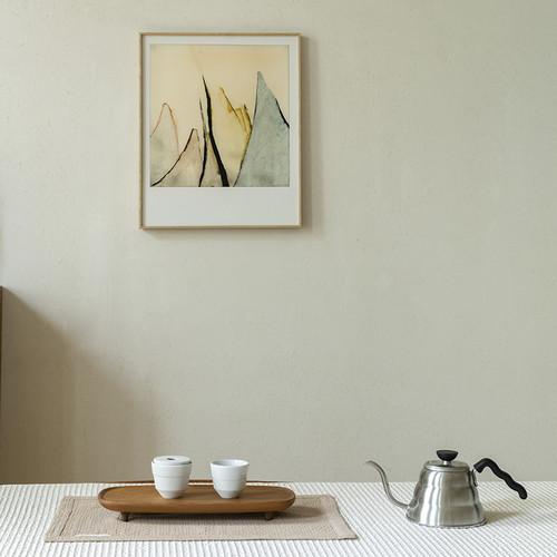 艺术家 麸子 墙上的艺术品 幻听系列