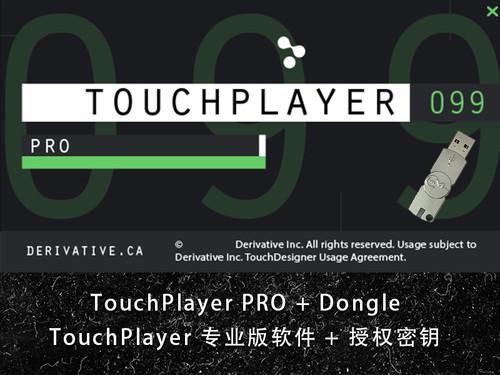 TouchPlayer 专业版本(播放)授权