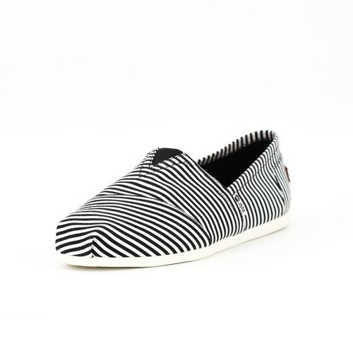 S/S 2020春夏 女士休闲鞋 62177W 黑色