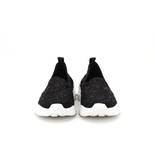 S/S 2020春夏 女士运动休闲鞋 76128W 黑色