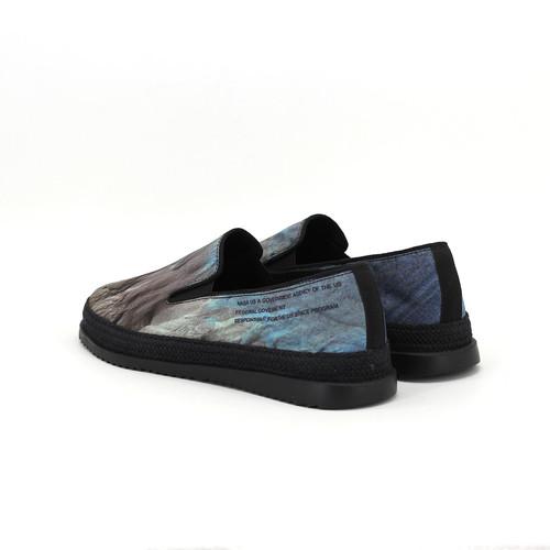 S/S 2020春夏 男士休闲鞋  72131M 黑色