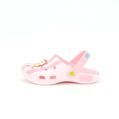S/S 2020春夏 童鞋哆啦A梦联名款拖鞋  T1102C 粉红色