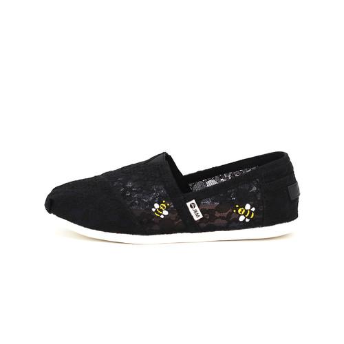 S/S 2020春夏 女士休闲鞋 62176W 黑色