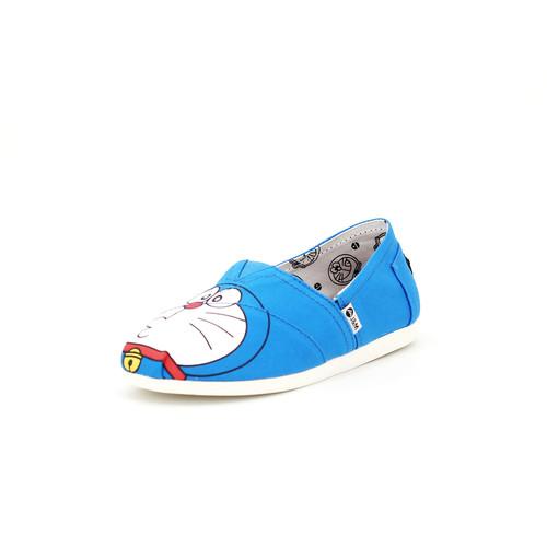 S/S 2020春夏 童鞋哆啦A梦联名休闲鞋 62165C 蓝色