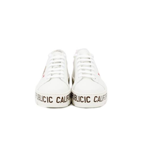 S/S 2020春夏 女士运动休闲鞋 83212W 白色