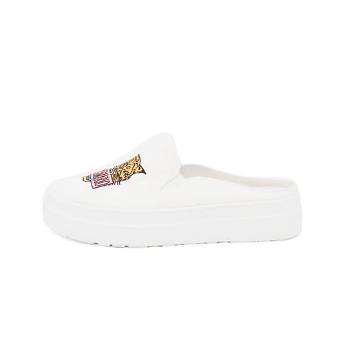 S/S 2020春夏 女士运动休闲鞋 82168W 白色