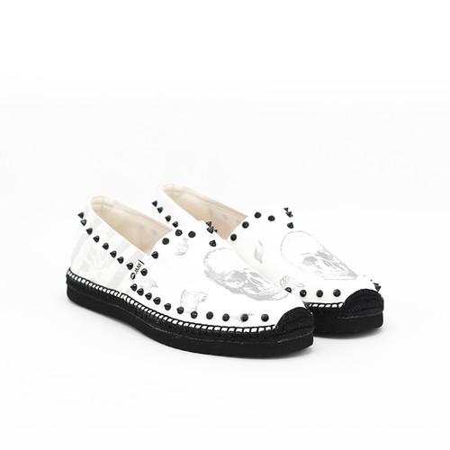 S/S 2020春夏 男士休闲鞋 57308M 白色