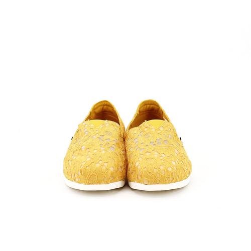 S/S 2020春夏 女士休闲鞋 62178W 黄色