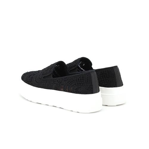 S/S 2020春夏 女士运动休闲鞋 82165W 黑色