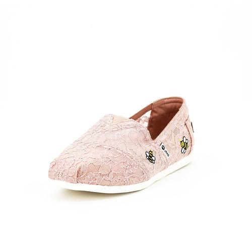 S/S 2020春夏 女士休闲鞋 62176W 粉红色