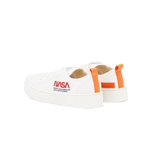 S/S 2020春夏 童鞋NASA联名款休闲鞋 65051C 白色