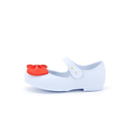 S/S 2020春夏 女童蝴蝶结休闲鞋  T1107C 浅蓝色
