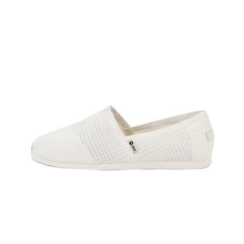 S/S 2020春夏 男士纯色休闲鞋  62123M 白色