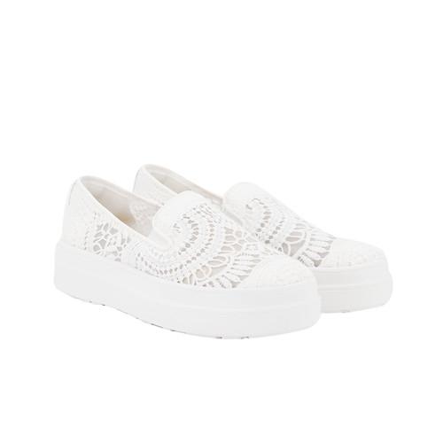 S/S 2020春夏 女士运动休闲鞋 82165W 白色