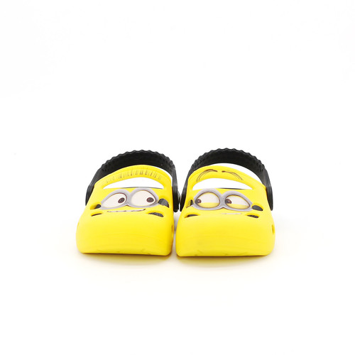 S/S 2020春夏 童鞋神偷奶爸联名款拖鞋  T1098C 黄色