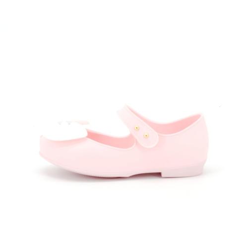 S/S 2020春夏 女童蝴蝶结休闲鞋  T1107C 粉红色