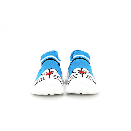 S/S 2020春夏 童鞋哆啦A梦联名款休闲鞋 78268C 蓝色
