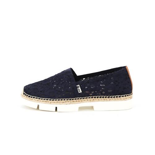 S/S 2020春夏 女士休闲鞋 03021W 深蓝色