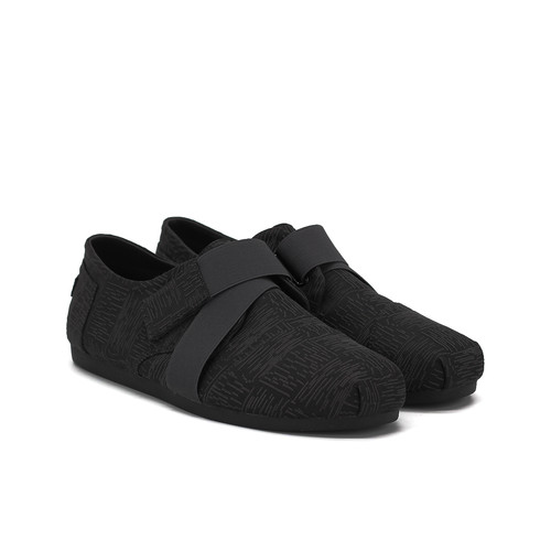 S/S 2020春夏 男士休闲鞋 77173M 黑色