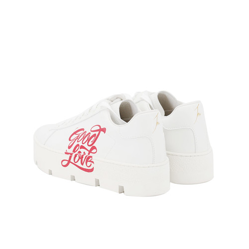 S/S 2020春夏 女士运动休闲鞋 83211W 白色