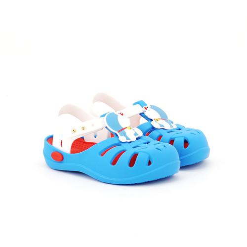 S/S 2020春夏 童鞋哆啦A梦联名款拖鞋  T1100C 蓝色