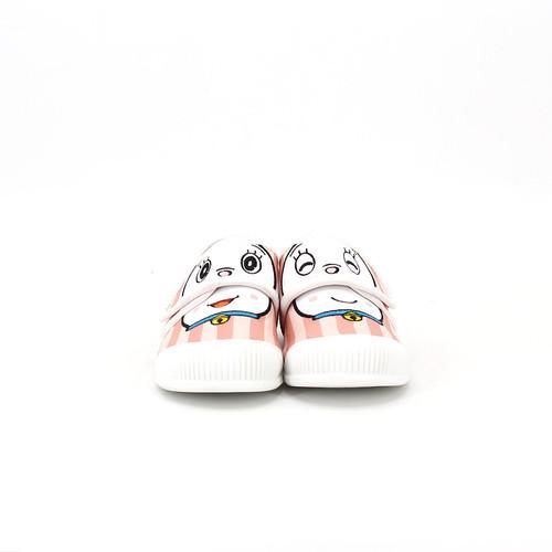 S/S 2020春夏 童鞋哆啦A梦联名款休闲鞋  63191C 粉红色