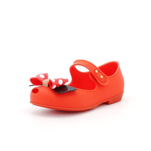 S/S 2020春夏 女童蝴蝶结休闲鞋 T1108C 红色