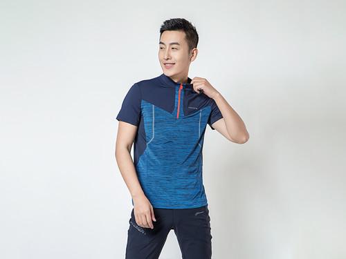夏季男士吸湿速干T恤MTSJ92305