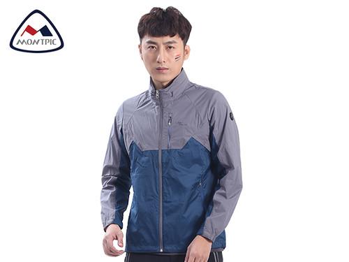 春季男防风防水皮肤衣MJKV91108
