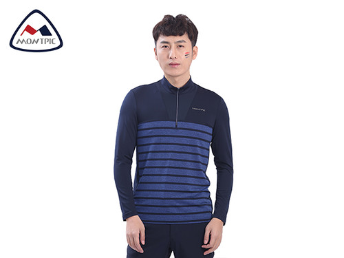 春季男吸湿速干T恤MTSJ91103